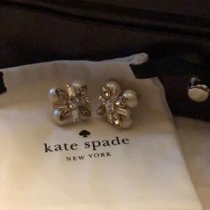 Kate Spade Statement Earrings ♠️
